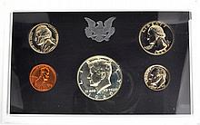 1969 United States Proof Set Coin