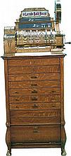 National Cash Register Model 553-E - Restored - Pick Up Only -P-