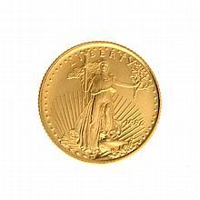 1996 1/10 oz. American Gold Eagle Coin