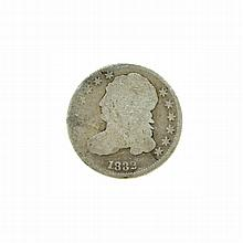 1832 Capped Bust Dime Coin