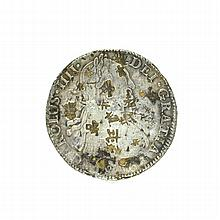 1806 Eight Reales American First Silver Dollar Coin