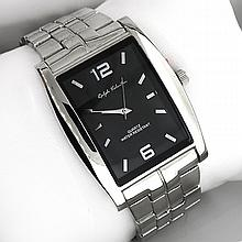 Ralph Valentin Men's Stainless Steel Silver Watch