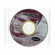 Elvis Presley Movie: He Touched Me, The Gospel Musis Of Elvis Vol. 2