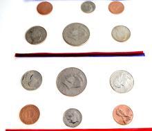 1998 U.S. Mint Uncirculated Coin Set