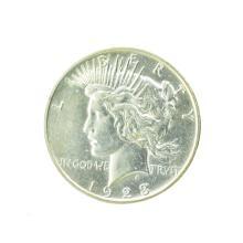 1923-D Peace Silver Dollar Coin