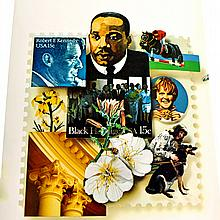 US USPO 1979 Commemorative Mint Set Souvenir Folder No Envelope