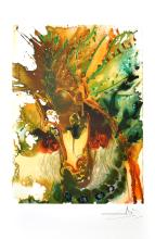 SALVADOR DALI (After) Bucephale Print, I138 of 500