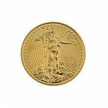 2015 1/10 oz Gold American Eagle Coin