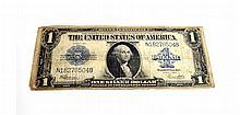 1923 $1 U.S. Silver Certificate