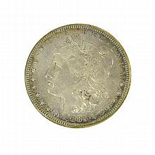 1885-S Morgan Dollar Coin