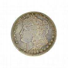 1899 Morgan Dollar Coin