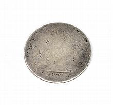 1877 Liberty Seated Half Dollar Coin