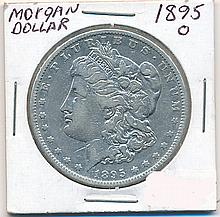 *1895-O Morgan Dollar Coin (JG)