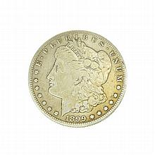 1899-S Morgan Dollar Coin