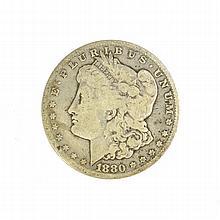 1880-S Morgan Dollar Coin
