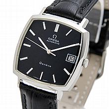 *Mens Rare Vintage Omega Geneve Automatic 1970's Date Func Swiss (SI L111X)