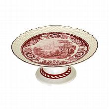 5.5 Inch Red Tray