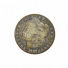 1887-O Morgan Dollar Coin