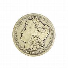 1889-O Morgan Dollar Coin