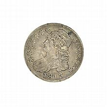 1813 Capped Bust Half Dollar Coin