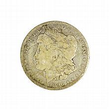 1896-O Morgan Dollar Coin
