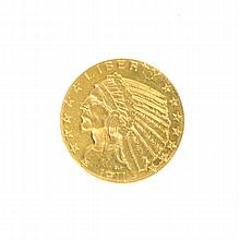 *1911 $5 U.S. Indian Head Gold Coin
