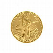 2014 1/10oz Gold Eagle Coin