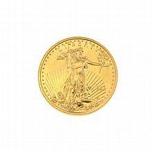 1998 1/10 oz Gold American Eagle Coin