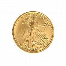 2004 1/10 oz. American Gold Eagle Coin