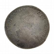 Early 1800's Eight Reales American First Silver Dollar Coin
