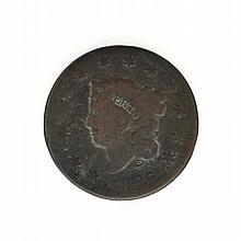 1826 Large Cent  Coin