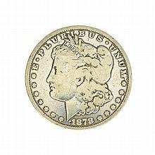 1878-CC Morgan Dollar Coin