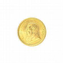 1/10 oz Krugerrand Gold Coin
