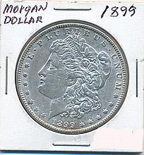 *1899 Morgan Dollar Coin (JG)