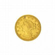 1877-S $2.50 U.S. Liberty Head Gold Coin