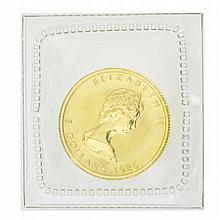 1985 1/10 oz Canada Gold Coin