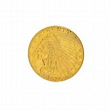 1926 $2.50 U.S. Indian Head Gold Coin