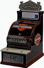 Harley Davidson National Cash Register No. 711 -P-