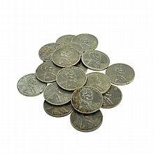20 Steel Pennies Coin