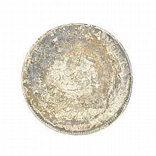 1792 Eight Reales American First Silver Dollar Coin
