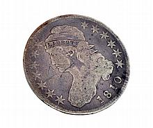 1810 Capped Bust Half Dollar Coin