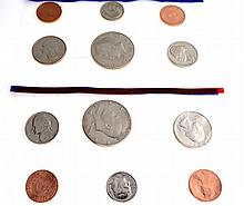 1988 U.S. Uncirculated Mint Coin Set