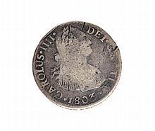 1803 Carolus IIII Coin