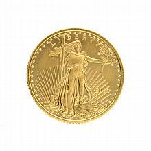 1/10 oz American Gold Eagle Coin