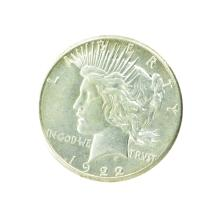 1922-S Peace Silver Dollar Coin