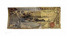 1896 $1 U.S. Silver Certificate