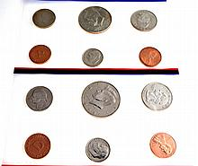 1998 U.S. Mint Uncirculated Coin Set