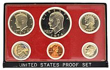 1974 United States Proof Set Coin