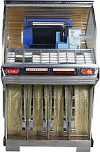 Great Condition Rare 10 or 25 Cent Coin-Op Seeburg Selectomatic 100 Jukebox Model R c1954, Plays 45 RPM Records.-PNR--Pick Up Only-