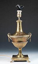 Lámpara de mesa de latón dorado en forma de copa 40 cm 50 - 90 €
